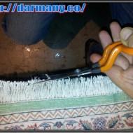 2 process before chini silk
