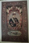 reza shah persian rug