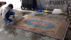 kerman 1940 persian rug