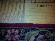 rug repair isfahan persian rug