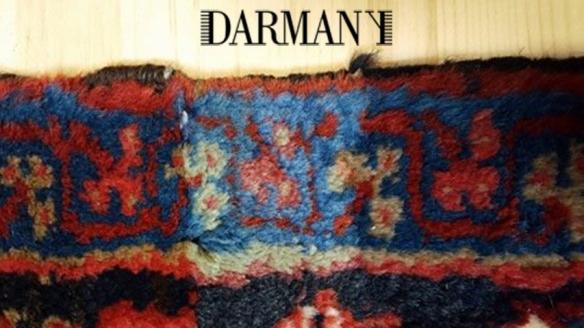 unprofessional rug repair